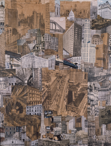 Paul Citroen_Bauhaus_Metropolis